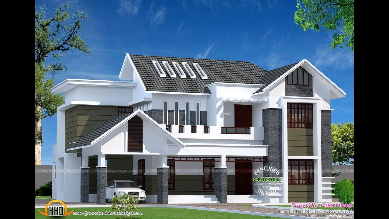 Best Home Designs 2019 Beautiful Budget Home Trends Contemporary Home Beautiful House Plans Kerala House Design Modern Style House Plans