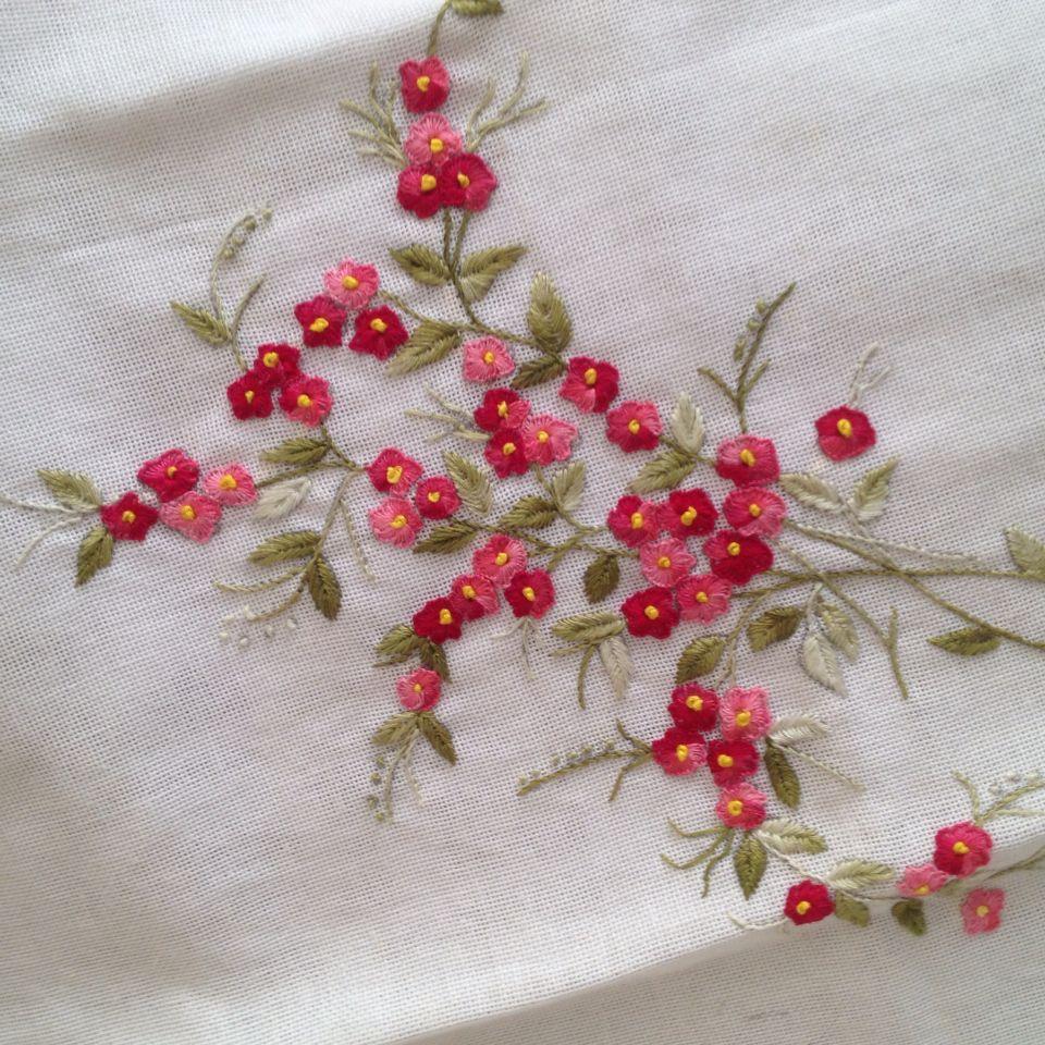 Buque Do Amor Caneva Et Broder Pinterest Embroidery Hand