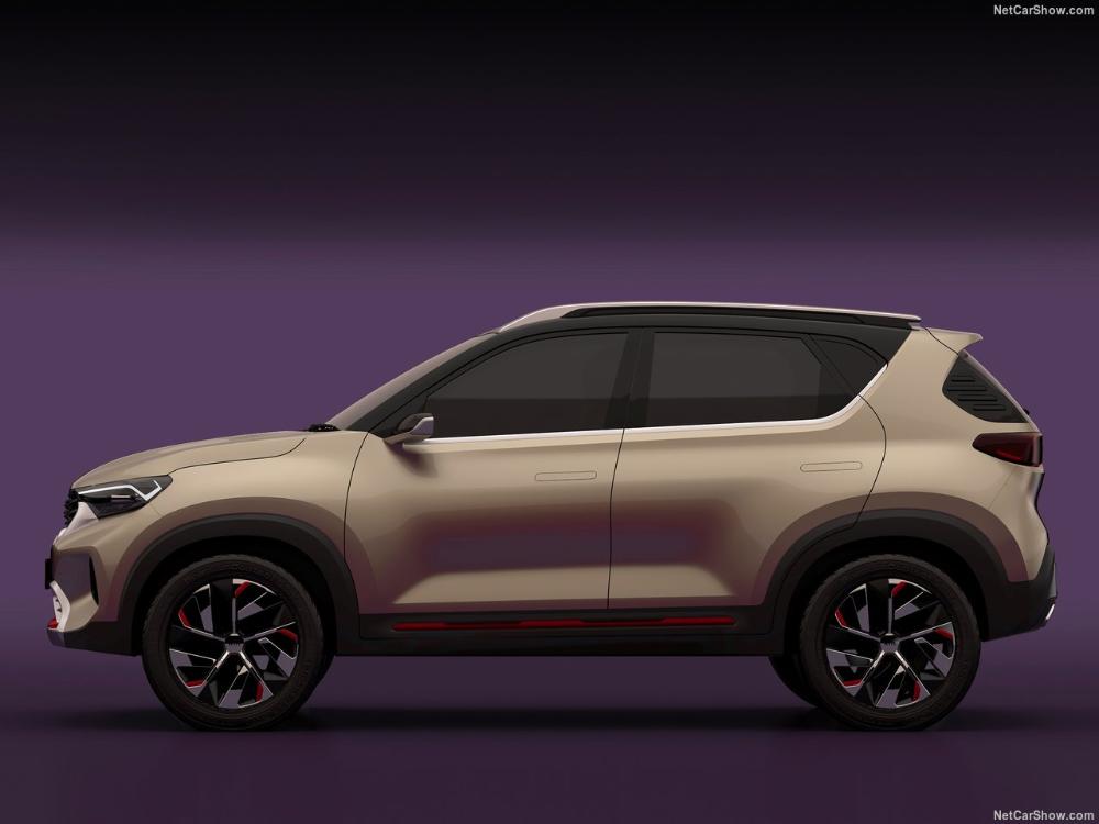 Kia Sonet Concept 2020 Picture 3 Of 8 1280x960 In 2020 Kia Suv Concept