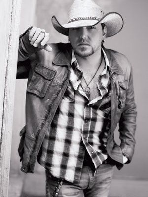 Jason Aldean - been a fan of his music since '05 (that was before Dirt Road Anthem and Fly Over States)