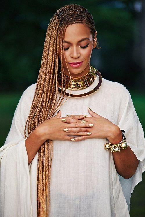 Beyonce Knowles Beyonce Braids Black Women Hairstyles Natural Hair Styles