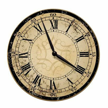 I M Learning All About Highland Graphics Decorative Ecru Architectural Wall Clock At Influenster Large Wall Clock Decor Clock Wall Decor Wall Clock
