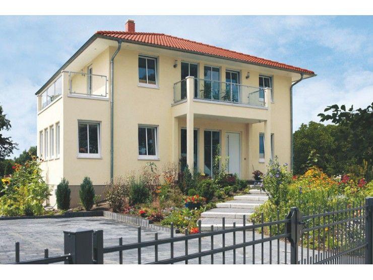 stadtvilla 3 einfamilienhaus von haacke haus gmbh co kg hausxxl fertighaus stadtvilla. Black Bedroom Furniture Sets. Home Design Ideas