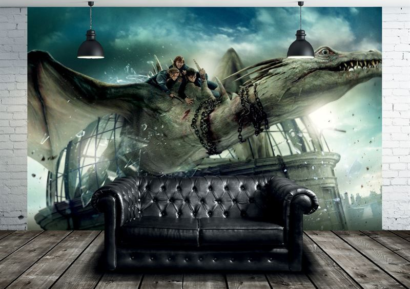 Wonderful Wallsauce.com Launches New Harry Potter Wall Murals Awesome Design