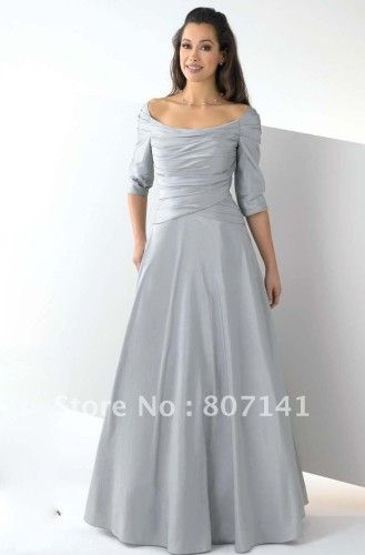 Plus Size Evening Dresses With Sleeves Bridesmaid Ideas