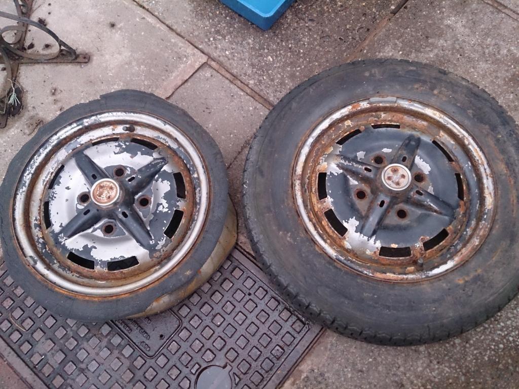for sale og lemmerz empi sprint stars 4x130 gt jeans beetle steel wheels vw forum vzi. Black Bedroom Furniture Sets. Home Design Ideas
