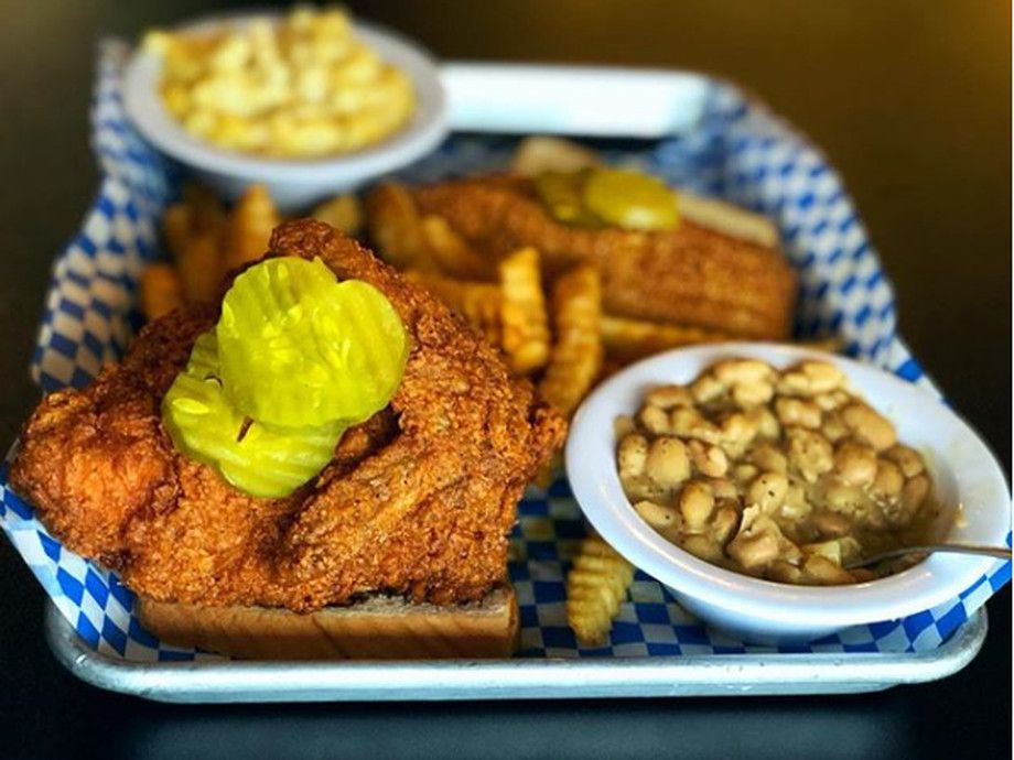 12 Best Spots For Nashville Hot Chicken In Music City Nashville Hot Chicken Hot Chicken Eat