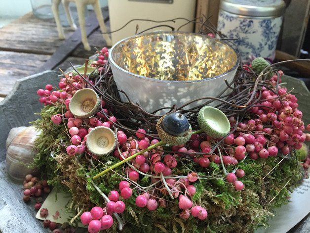 Photo of Ein Tablett mit Herbststimmung – Tischdekoration