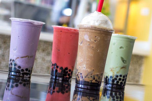 Top 10 Bubbly Shake Shops On Guam Bubble Tea Recipe Boba Tea Recipe Dessert For Dinner