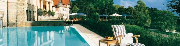 Luxuriöse ASCARA SPA Clubmitgliedschaft - Falkenstein Grand | Falkenstein Grand Kempinski  Ausgezeichnetes World Leading Spa