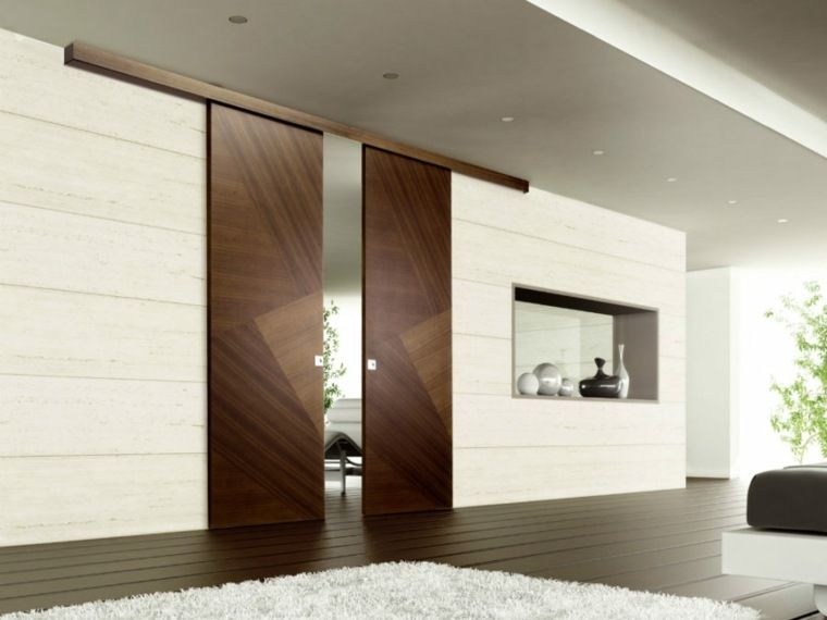 Design inside door for up to date living areas Design inside door for up to date living areas