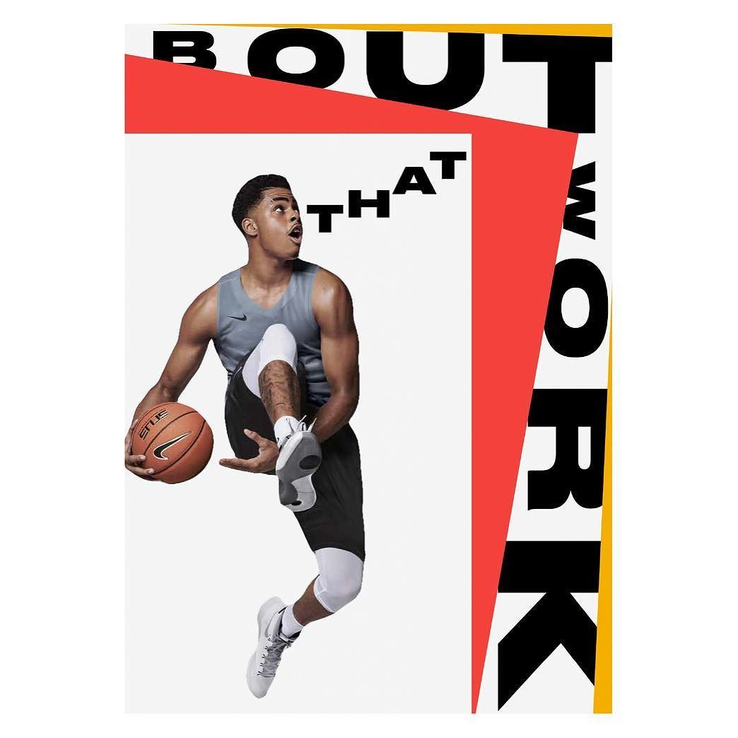 Nike Basketball - Bring Your Game #nike #basketball #bringyourgame #bbposter…