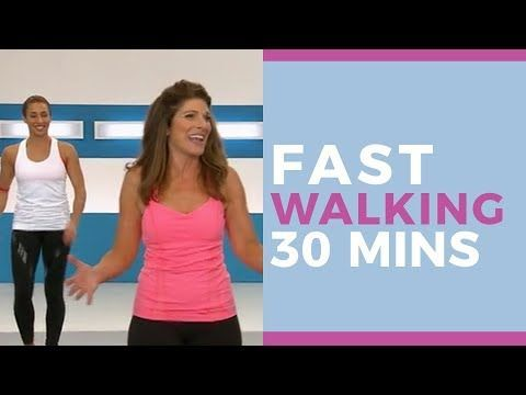 FAST Walking in 30 minutes | Fitness Videos - YouTube #fast #fitness #minutes #tuesday #videos #walk...