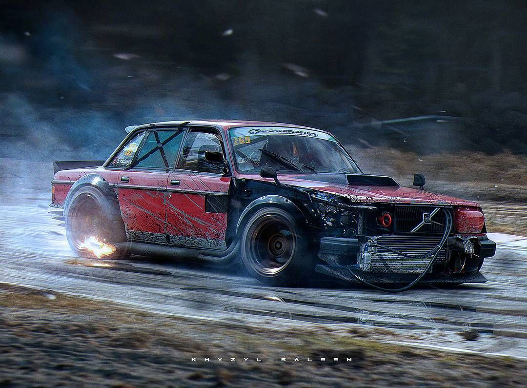 Man, I miss making drift missiles, this is almost 3 years old now. Around the same time I… | So ...