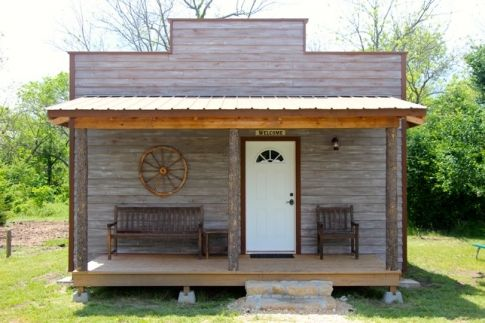 Merveilleux Buckhorn Cabins Offers A Relaxing Rustic Retreat In Sulphur, Oklahoma. Book  A Cozy Stay
