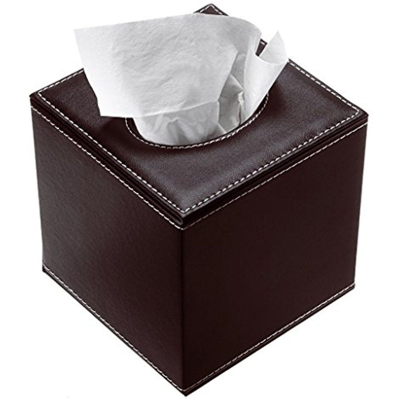 Fresh Square Tissue Holder