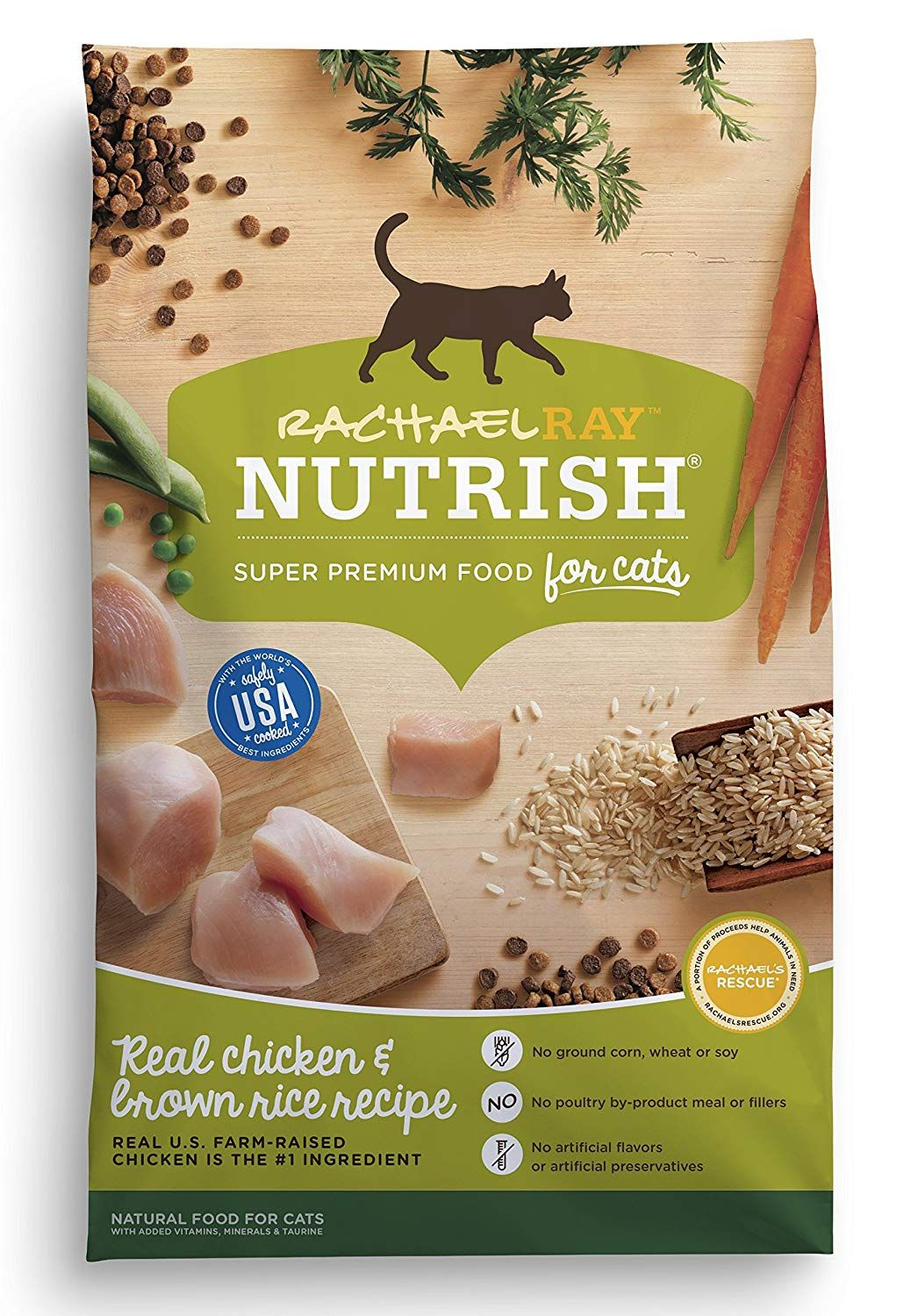 Rachael Ray Nutrish Natural Dry Cat Food Check This Awesome
