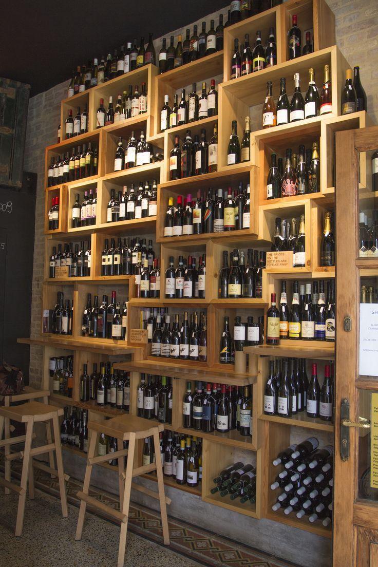 Liquor store Licoreria Liquor store oldWineCellar