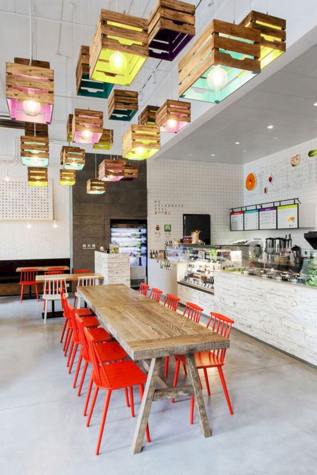15 Great Interior Design Ideas For Small Restaurant 14 Cafe