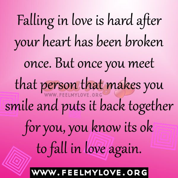 Falling In Love Too Quickly Quotes: Falling In Love Is Hard