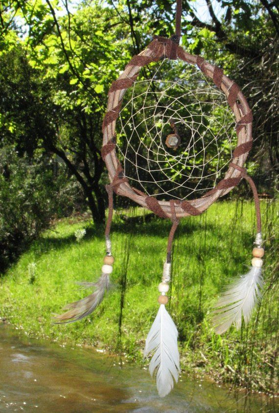 Small Dream Catcher Bohemian Decor Wall Hanging Small Wall