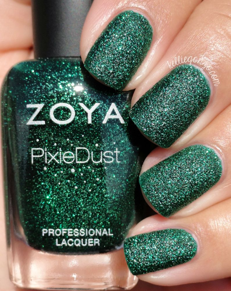 Zoya Elphie @kelliegonzoblog   my nails   Pinterest   Cuidado personal
