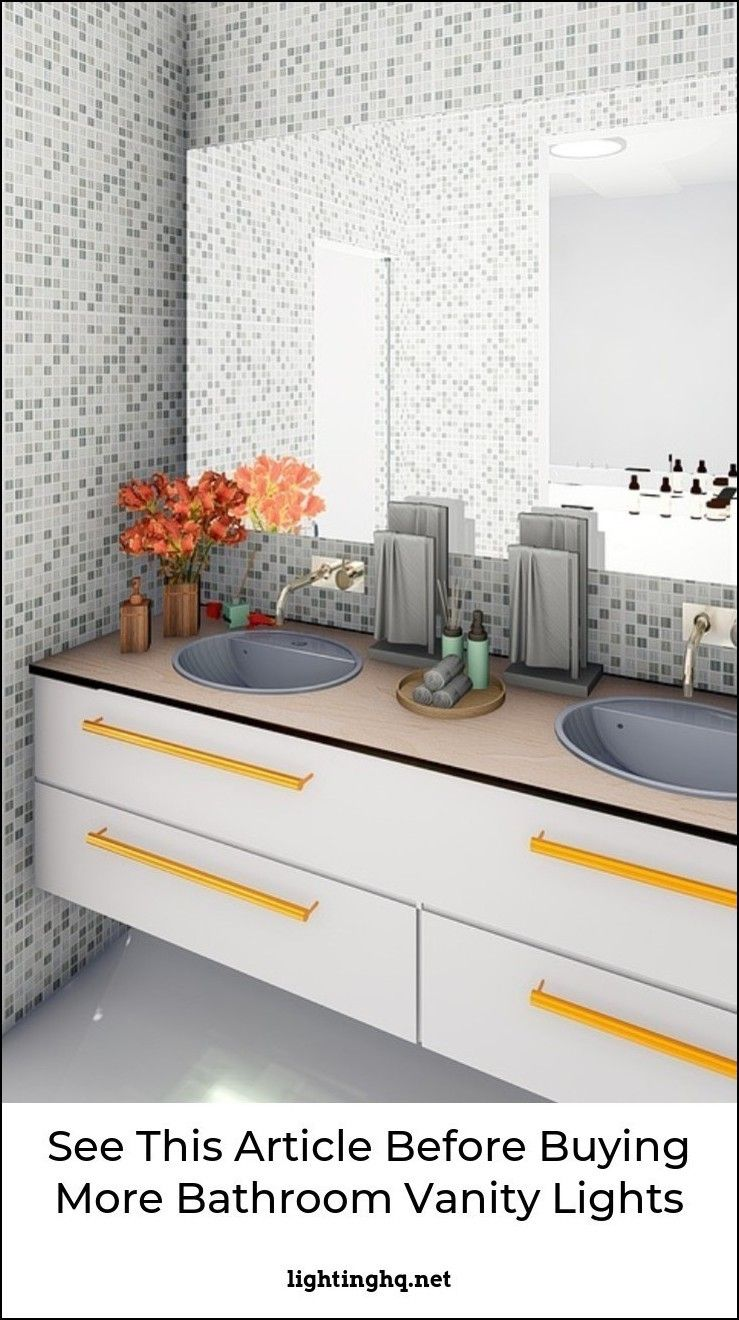 Want to know more about it modern bathroom vanity lights