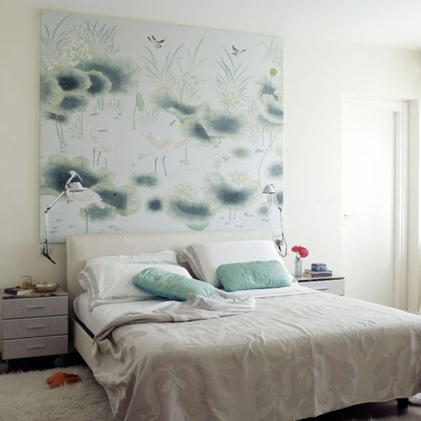 Good Feng Shui Bedroom Arts | Feng shui bedroom art, Feng ...