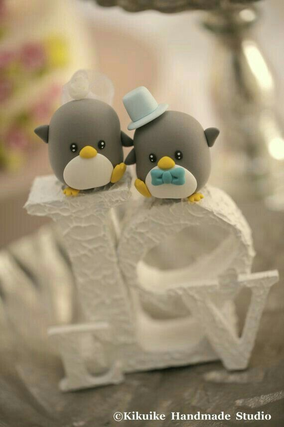 Pin by HuiMin Lim on Birthday ideas | Pinterest | Penguins and Clay