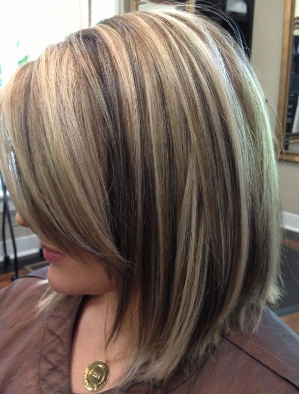 Short Hairstyles With Highlights And Lowlights Pinsarah Harrod On Hair And Nails  Pinterest  Hair Coloring