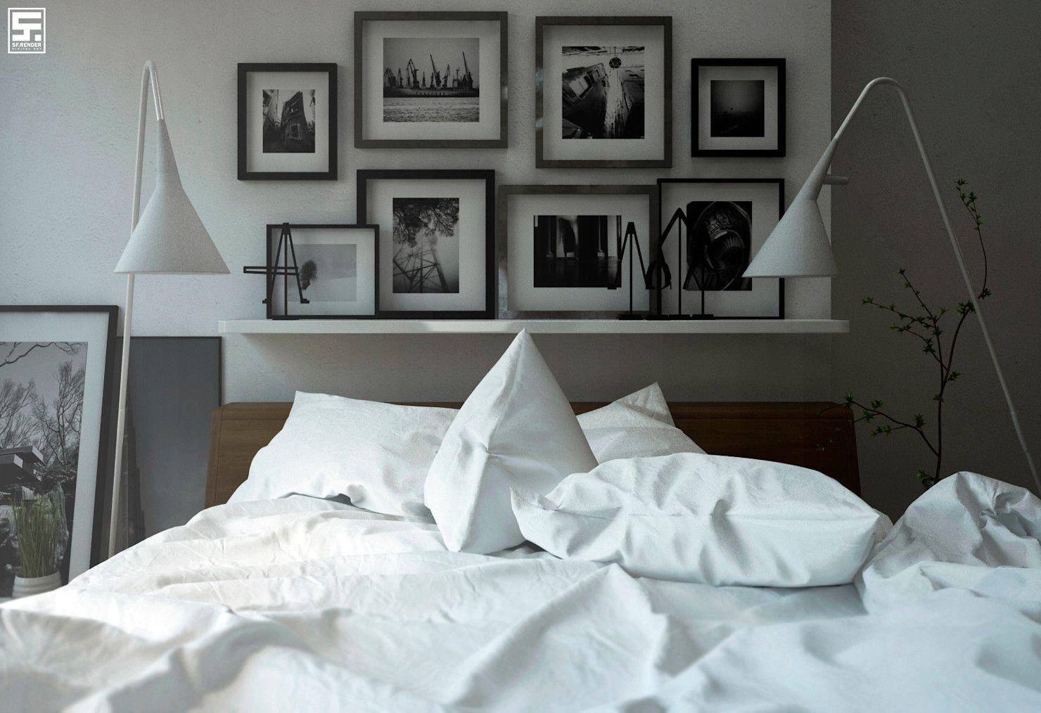 20 Camere Da Letto Eccezionali In Meno Di 10 Mq Homify Home Decor Interior Room