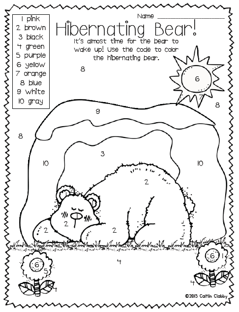 All About Bears Have A Hibernating Day At School Great Activity To Do After Reading When Will It Be Spring