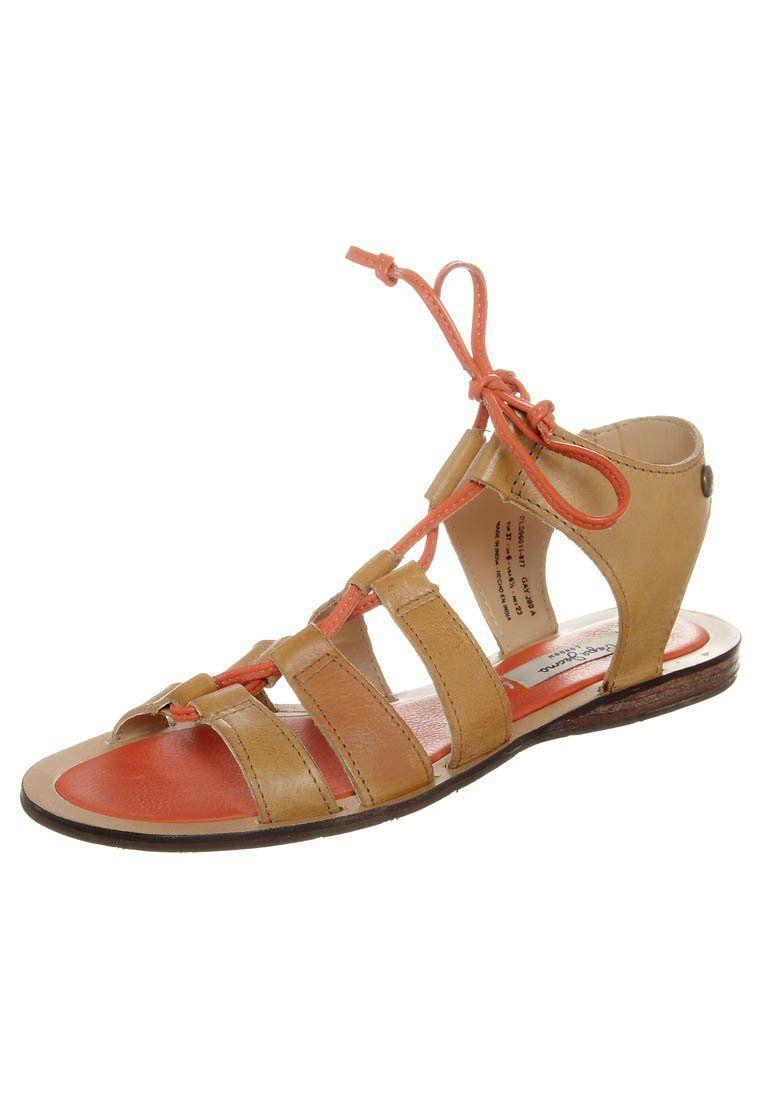 Pepe Jeans GAYTON - Sandale - nude brown - Zalando.de
