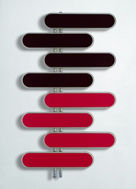 Puzzle Radiator From Runtal Is Fun And Flexible Decorative