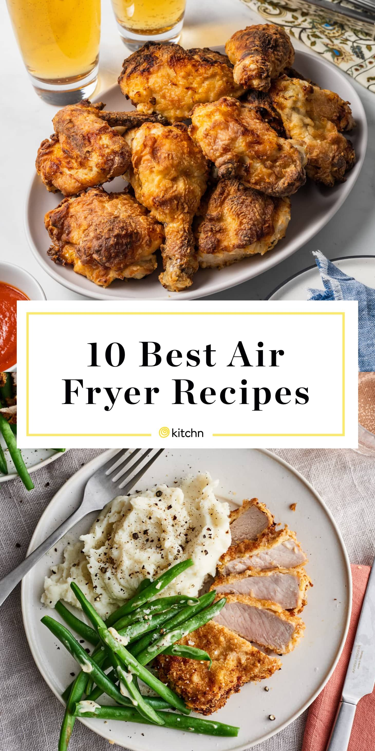 Photo of 10 Recipes That Justify Having an Air Fryer