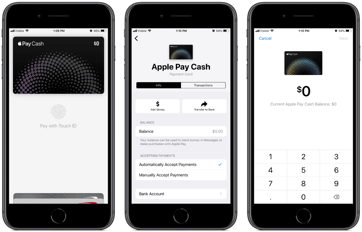 How to Transfer Money Out of Apple Pay Cash Pay cash