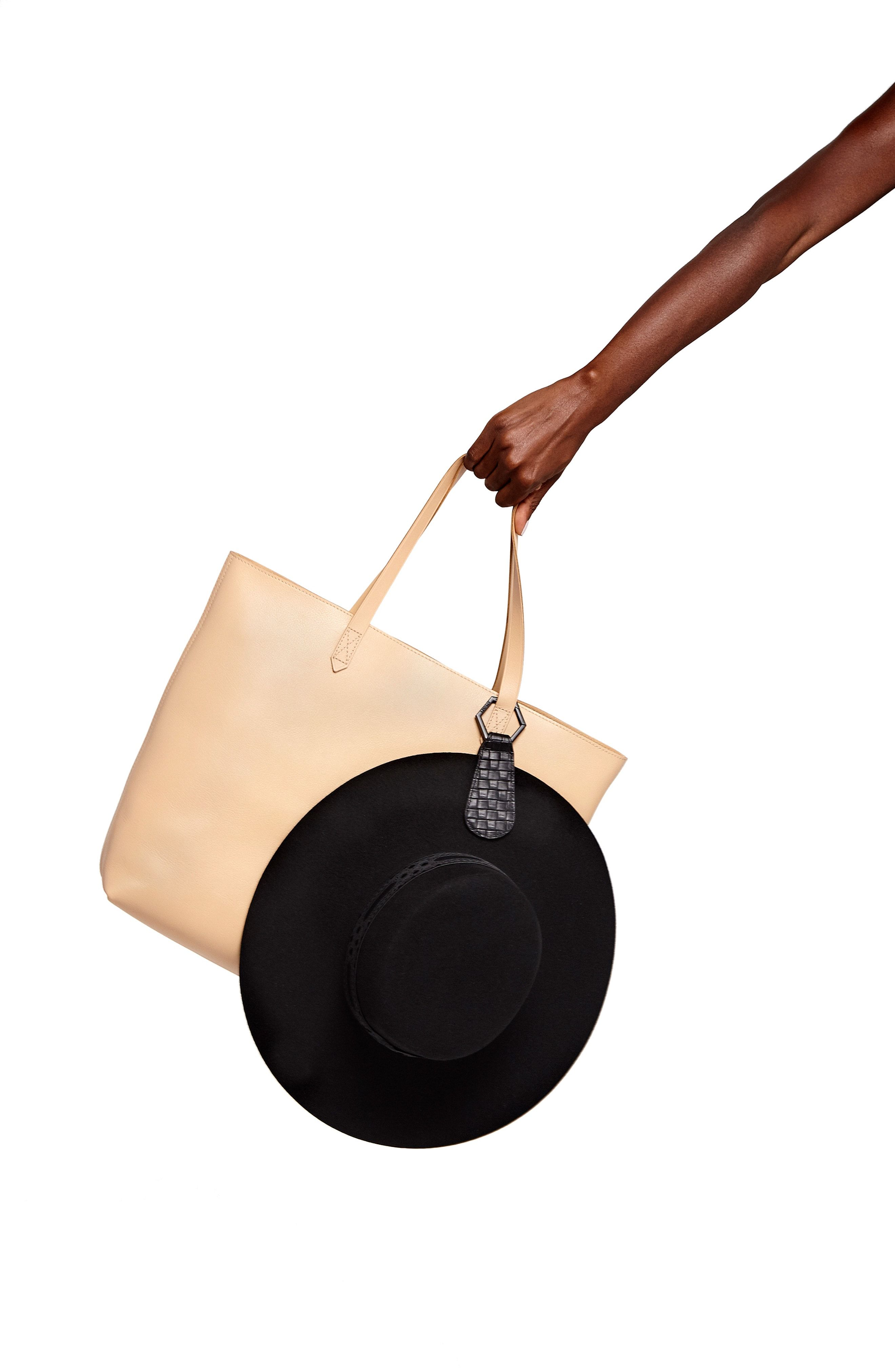 Toptote The Drop Leather Hat Clip Available At Nordstrom Leather Hats Hat Holder Hat Clips