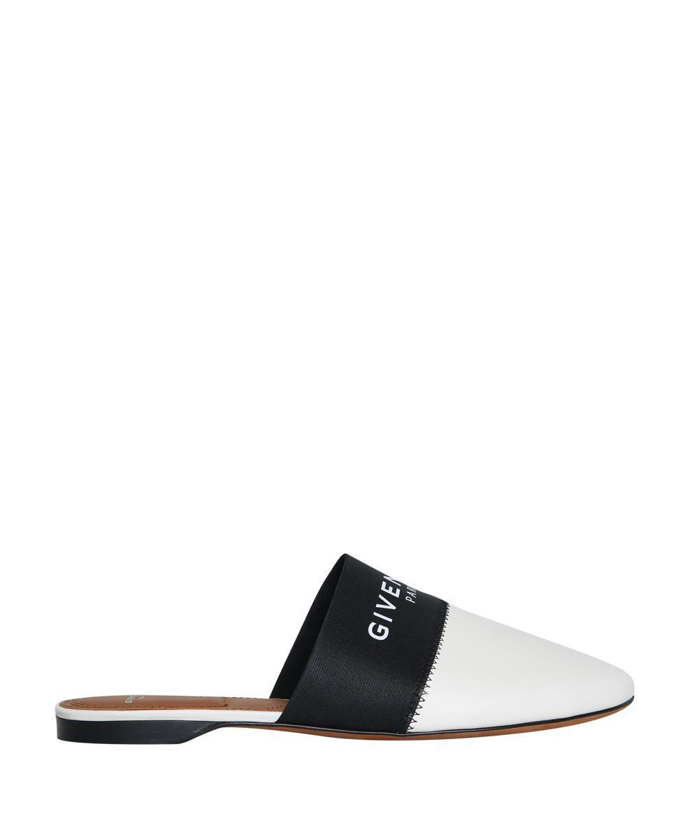 26ece7effe95 GIVENCHY BEDFORD LEATHER MULES. #givenchy #shoes ...