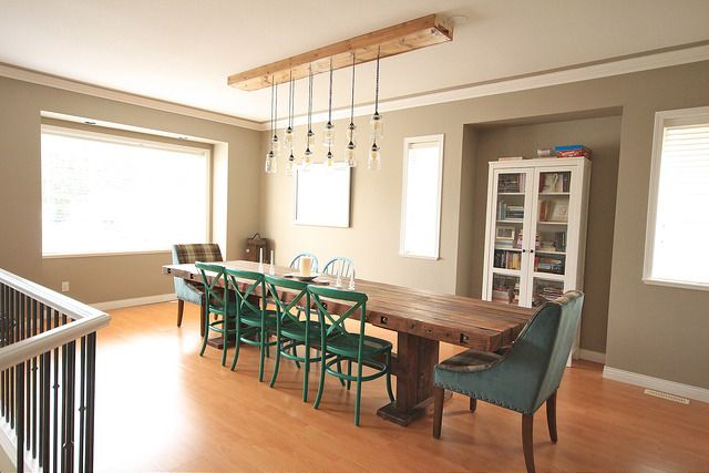time fancy dining room. First Time Fancy Dining Room - DIY Table \u0026 Light Fixture O