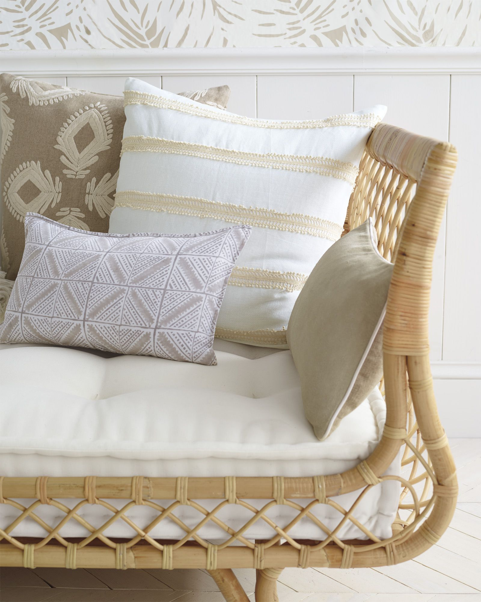Sevilla Pillow Cover | Daybed, Living rooms and Pillows