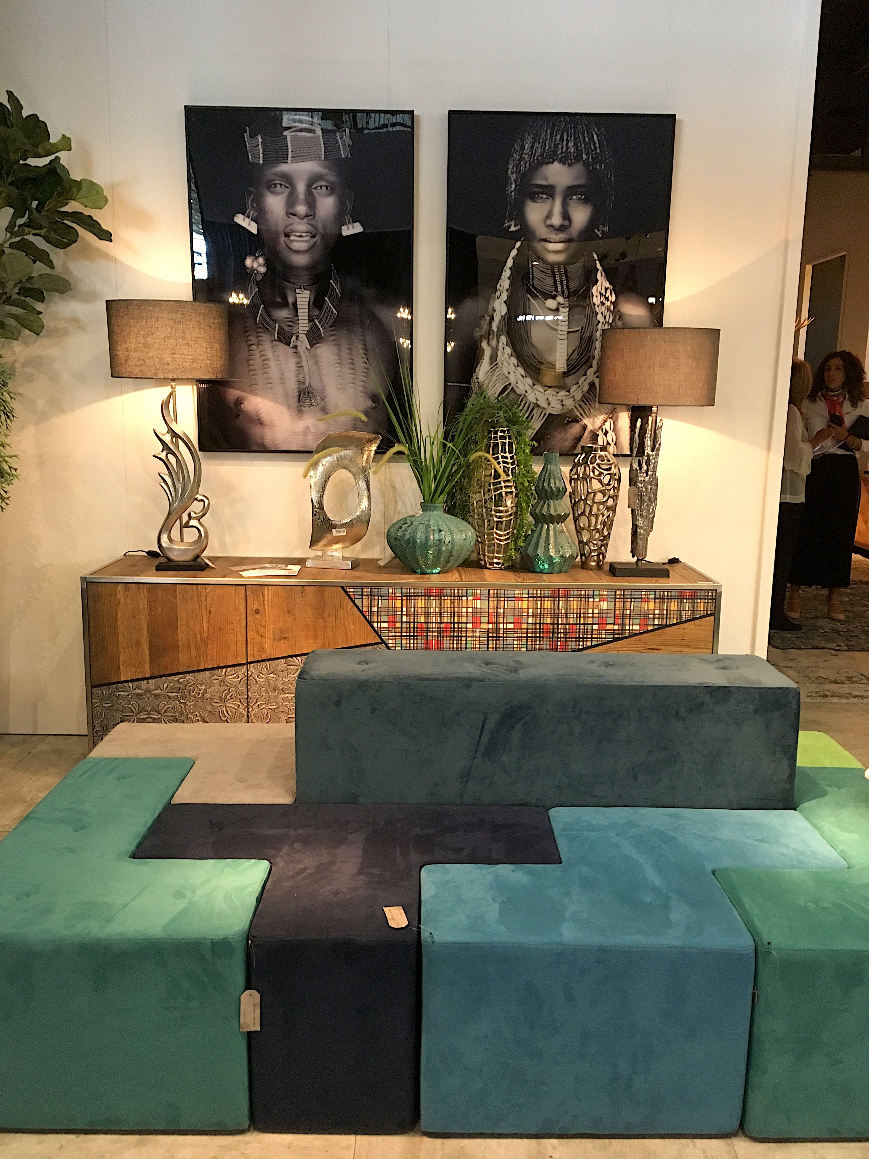 Tendance Couleur Deco 2019 décoration 2019: tendance africaine !! des couleurs chaudes