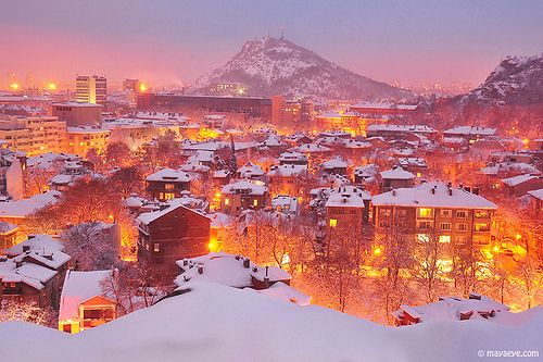 Plovdiv, Bulgaria is this real life?