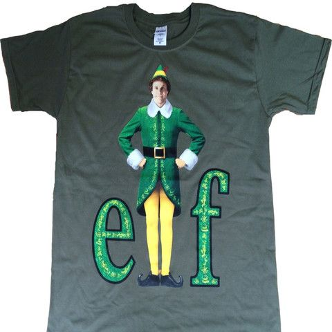 Elf Buddy Tee