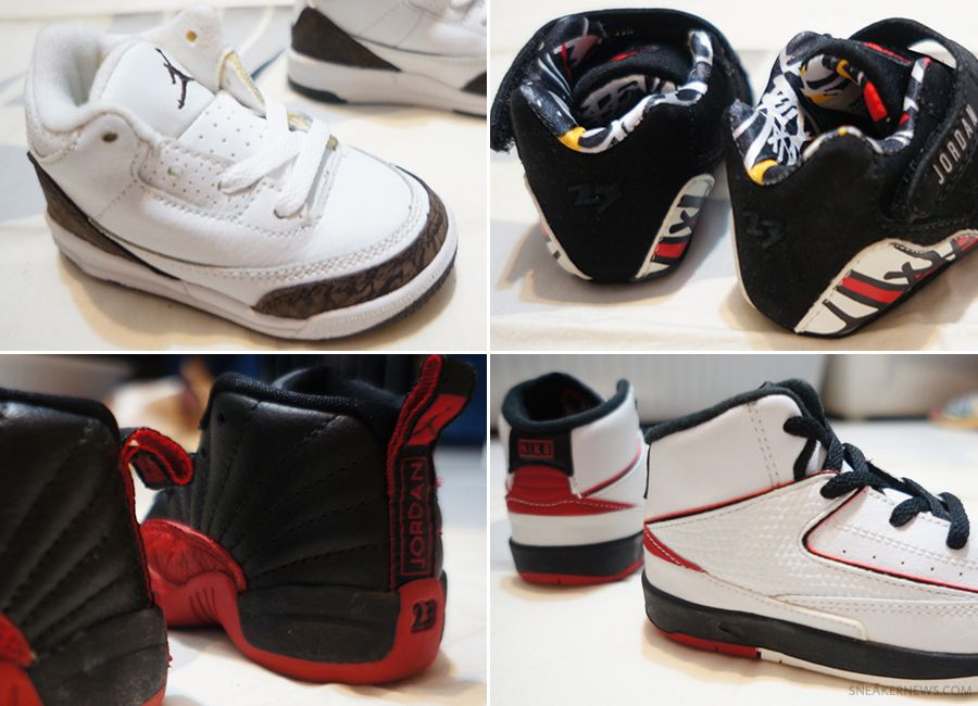Collections Baby Air Jordans By Henry071 Sneakernews