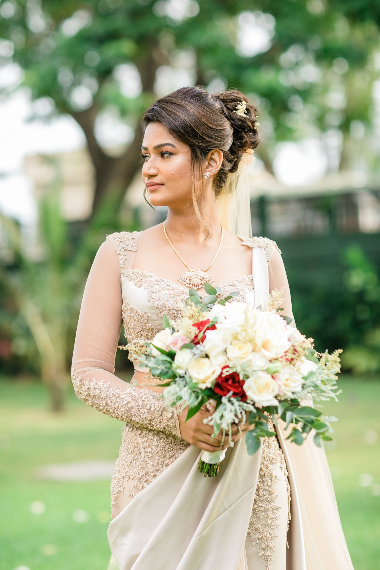 Sri Lanka's Number 1 Destination Wedding Bridal Designer
