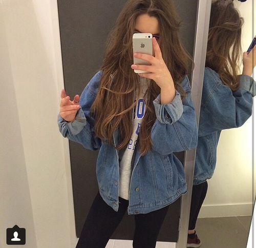 Tina46marie Gaya Berpakaian Model Pakaian Streetwear