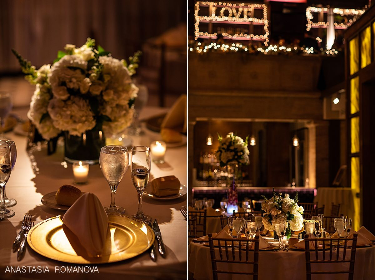 Union Trust Winter Wedding Winter Wedding Inspiration