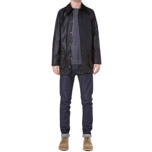 Barbour Beaufort Jacket (Black)