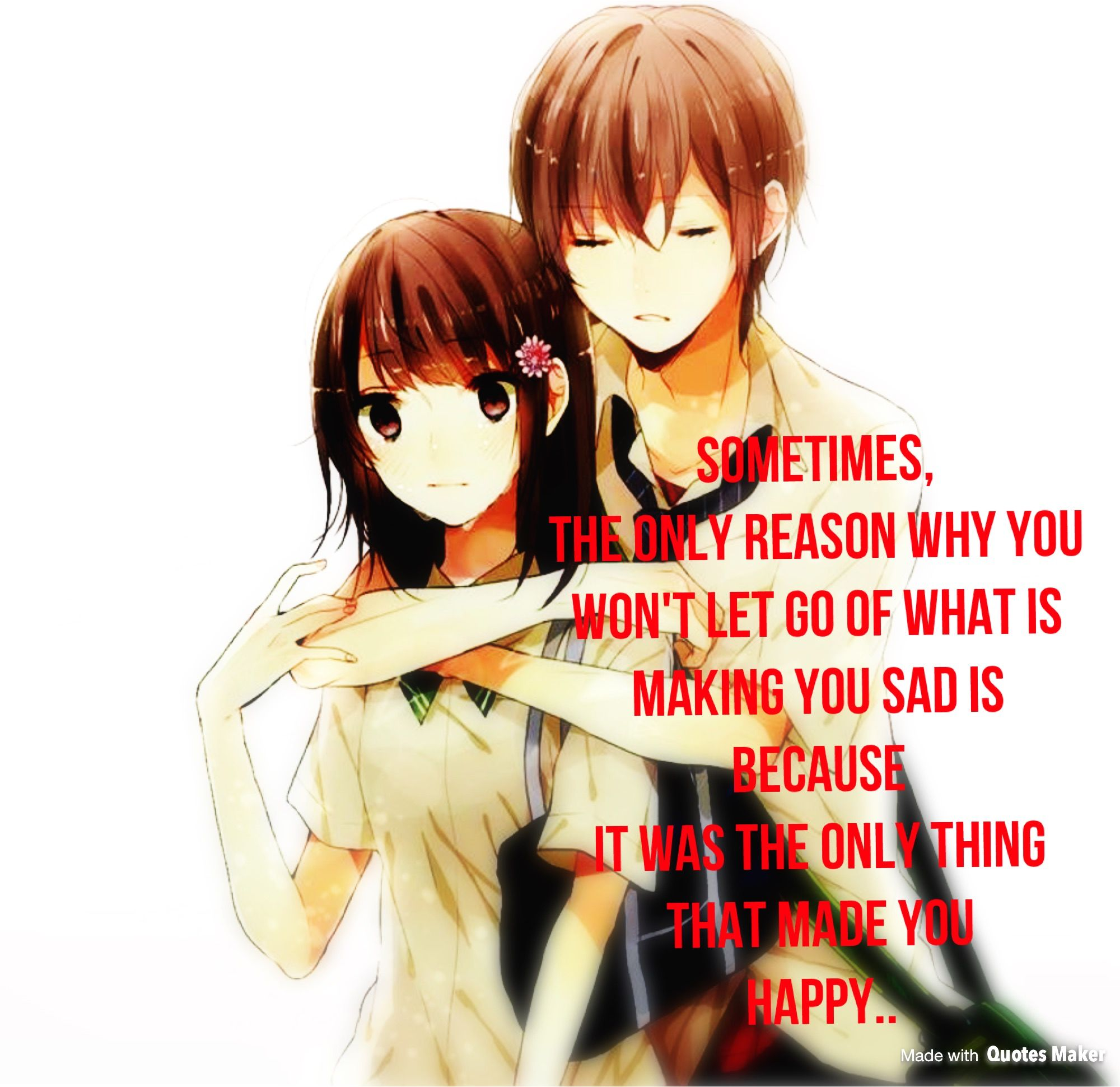 Pin by Snipers Karma ø_ø on hmah Anime quotes, Reality