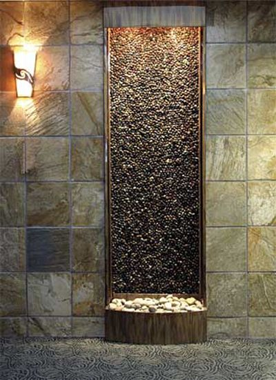 Building the custom indoor fountain of your dreams is simple when ...